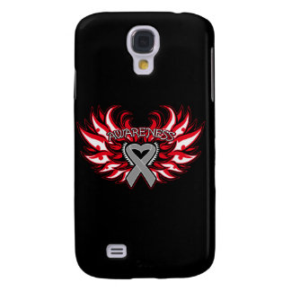 Diabetes Awareness Heart Wings.png Samsung Galaxy S4 Covers