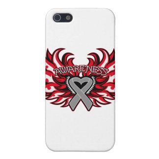 Diabetes Awareness Heart Wings.png iPhone 5 Covers