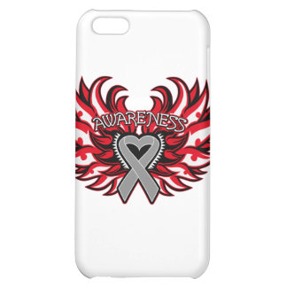 Diabetes Awareness Heart Wings.png iPhone 5C Covers