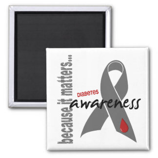 Diabetes Awareness Magnet