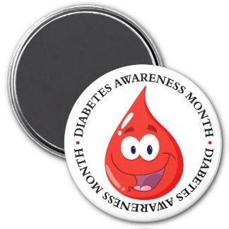Diabetes Awareness Month Magnet