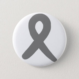 Diabetes awareness pinback button