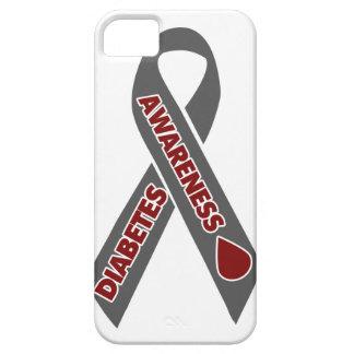 Diabetes Awareness Ribbon iPhone SE/5/5s Case