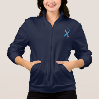Diabetes Awareness Ribbon Jacket