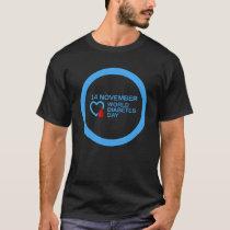 Diabetes Awareness World Diabetes Day 14 November T-Shirt