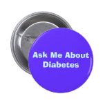 """""""DIABETES"""" Buttons"""