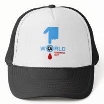 Diabetes Day Trucker Hat