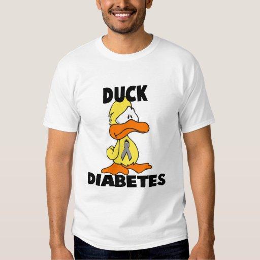 Diabetes del pato playera