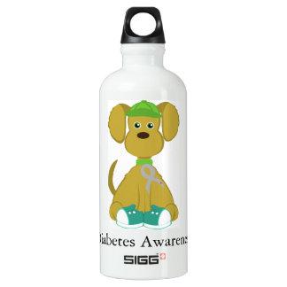 Diabetes Dog Sully Liberty Bottle