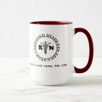 Diabetes educator mug