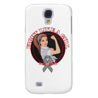 Diabetes Fight Like A Girl Modern Rosie Galaxy S4 Covers