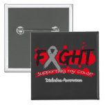 Diabetes FIGHT Supporting My Cause Pin