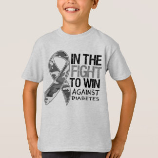 Diabetes - Fight To Win T-Shirt