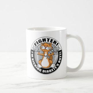 Diabetes Fighter Coffee Mug