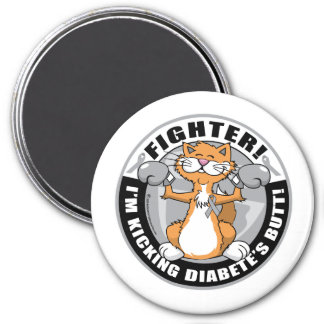 Diabetes Fighter Magnet
