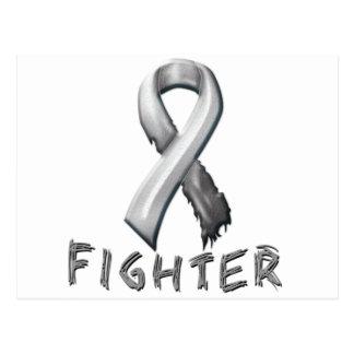 Diabetes Fighter Postcard