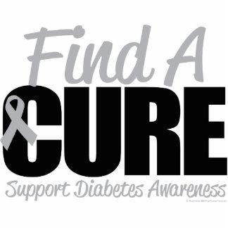 Diabetes Find A Cure 2 Photo Sculpture