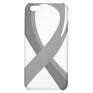 Diabetes Grey Ribbon 3 Case For iPhone 5C