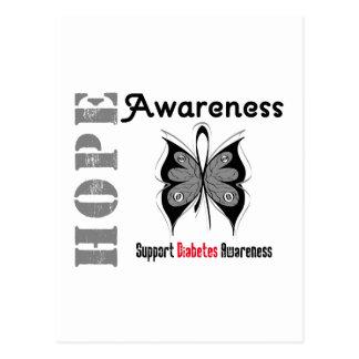 Diabetes Hope Awareness Postcard