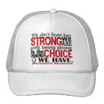 Diabetes How Strong We Are Mesh Hats