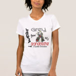 Diabetes I Wear Grey For My Grandmother 43 T-shirts