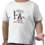 Diabetes I Wear Grey For My Mother 43 Tshirt