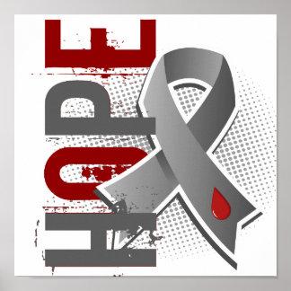 Diabetes juvenil de la esperanza 2 póster
