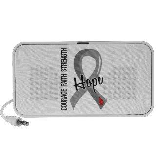 Diabetes juvenil de la esperanza 5 de la fe del va portátil altavoces