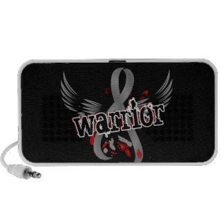 Diabetes juvenil del guerrero 16 portátil altavoz