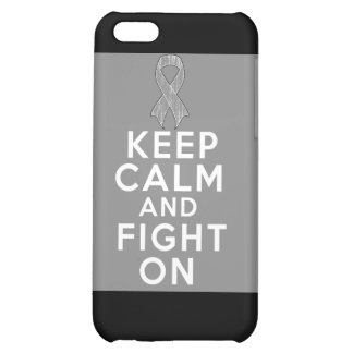 Diabetes Keep Calm and Fight On Case For iPhone 5C