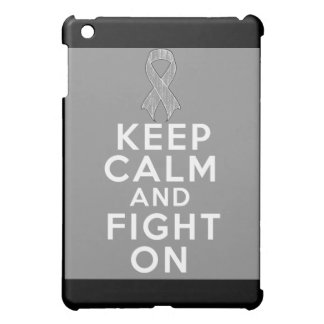 Diabetes Keep Calm and Fight On Cover For The iPad Mini