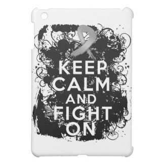 Diabetes Keep Calm and Fight On Case For The iPad Mini
