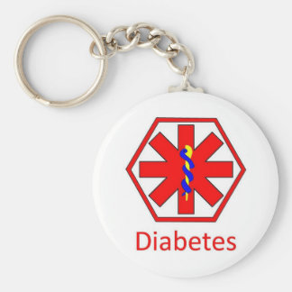 diabetes keychain