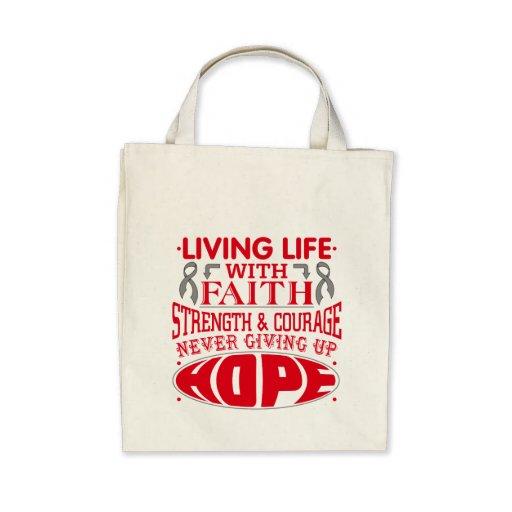 Diabetes Living Life with Faith Bag