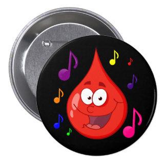 Diabetes Musical Button