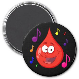 Diabetes Musical Magnet