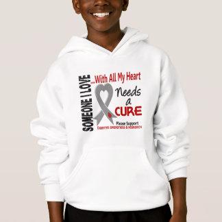 Diabetes Needs A Cure 3 Hoodie
