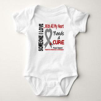 Diabetes Needs A Cure 3 Infant Creeper