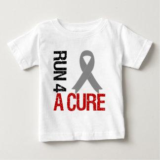 Diabetes Run 4 A Cure Ribbon Infant T-shirt