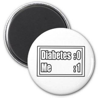 Diabetes Scoreboard Magnet