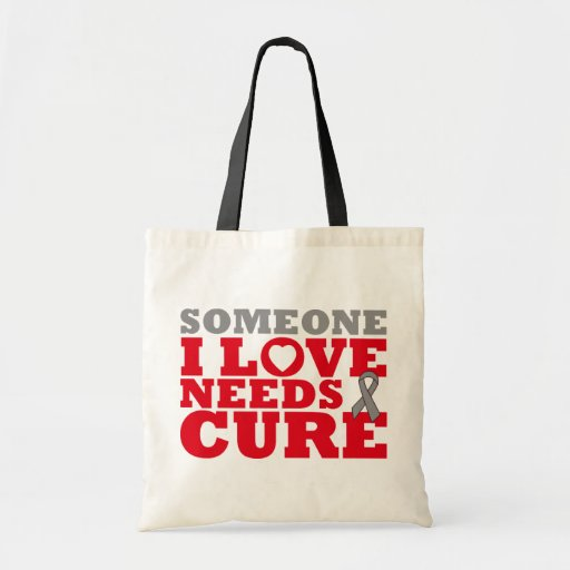 Diabetes Someone I Love Needs A Cure Canvas Bag