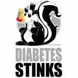 Diabetes Stinks Photo Sculptures