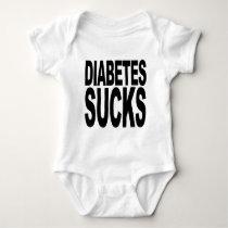 Diabetes Sucks Baby Bodysuit