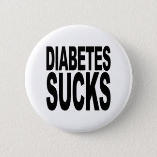 Diabetes Sucks Pinback Button