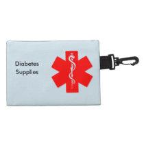 Diabetes Supply Bag