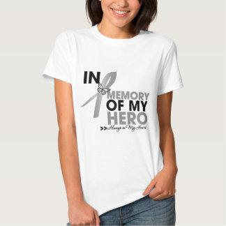 Diabetes Tribute In Memory of My Hero Shirt