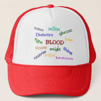 Diabetes Trucker Hat