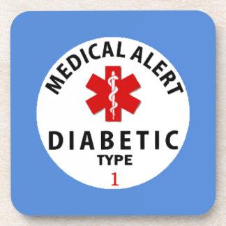 DIABETES TYPE 1 COASTER