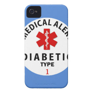 DIABETES TYPE 1 iPhone 4 COVER