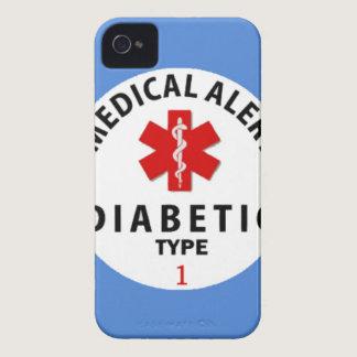 DIABETES TYPE 1 iPhone 4 COVER